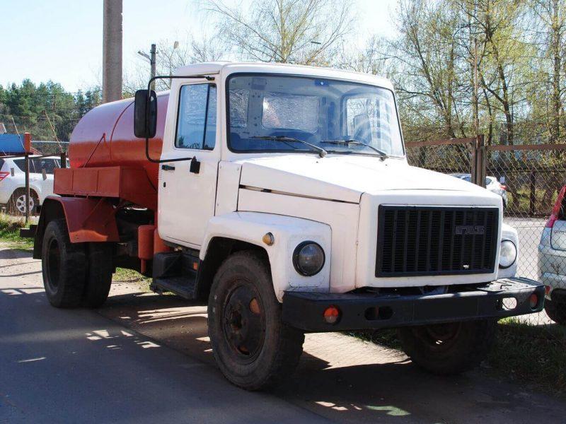 ГАЗ-3307 фото
