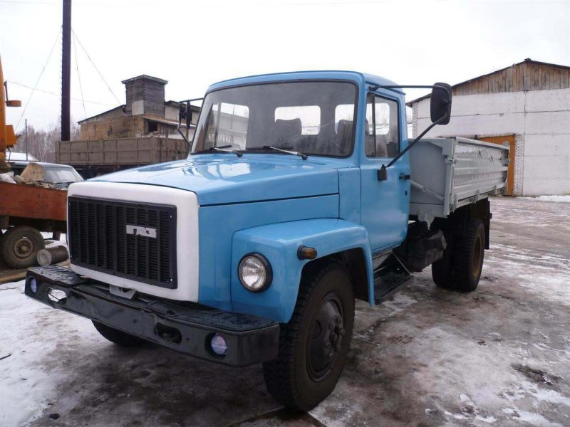 ГАЗ-3307 грузовик