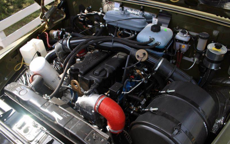 ГАЗ-3308 двигатель