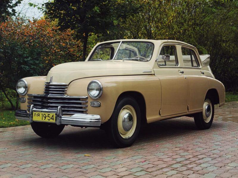 ГАЗ-М20 кабриолет