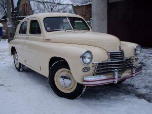 Авто ГАЗ-М20