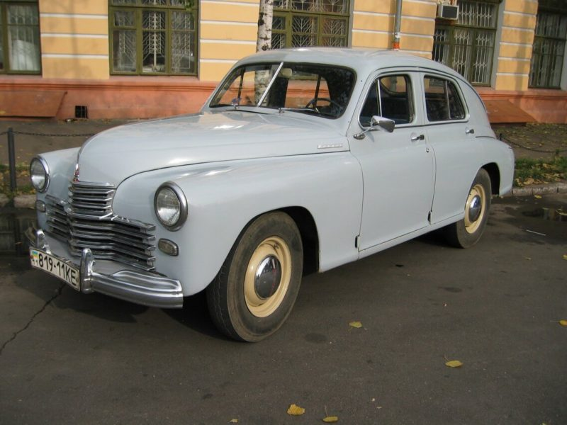 Седан ГАЗ-М20 Победа