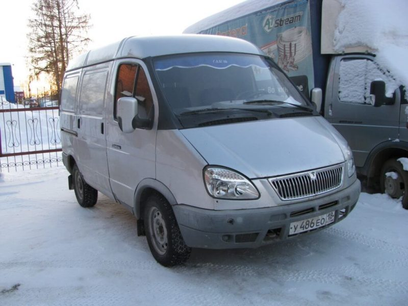 Авто ГАЗ-Соболь