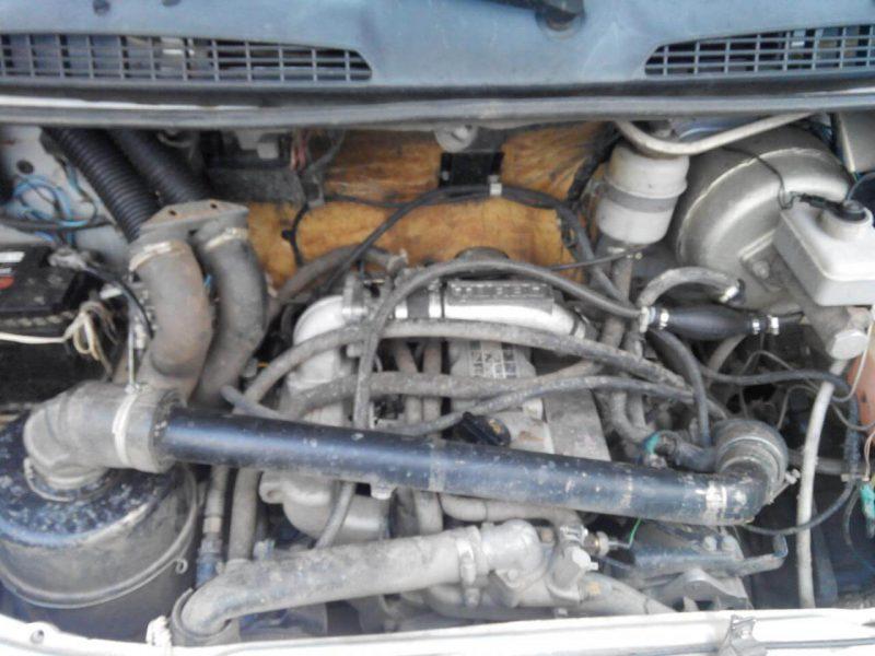 ГАЗ-Соболь двигатель