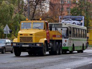 Грузовик Kraz-250