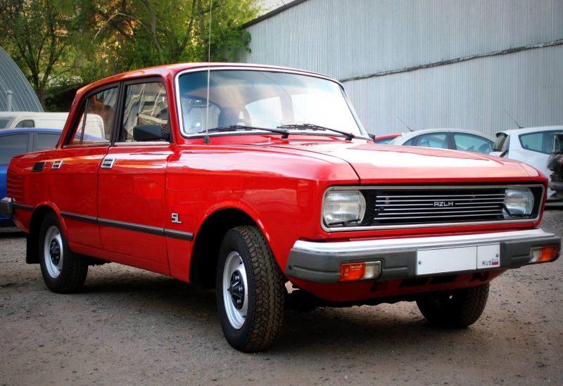 Москвич-2140 люкс