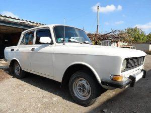 Автомобиль АЗЛК-2140