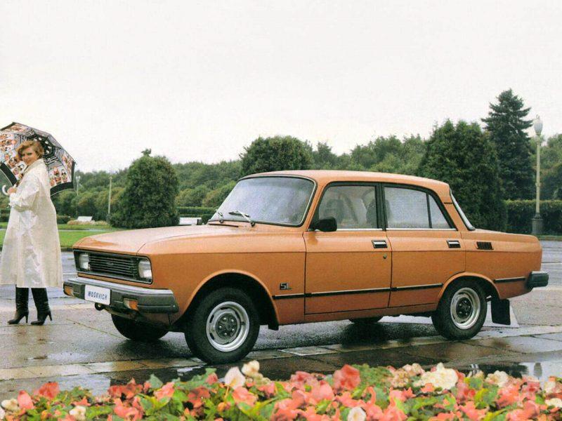 Москвич-2140 фото авто