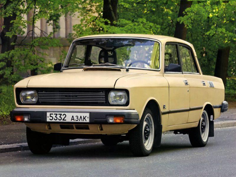 Фото авто Москвич-2140