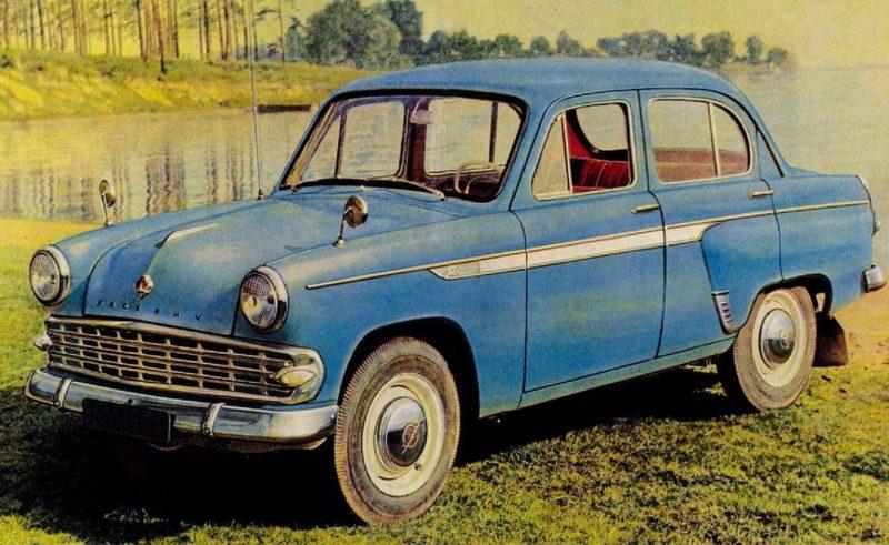 Москвич-403 седан