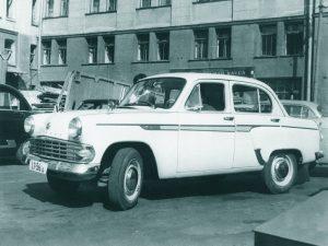 Авто Moskvich-403
