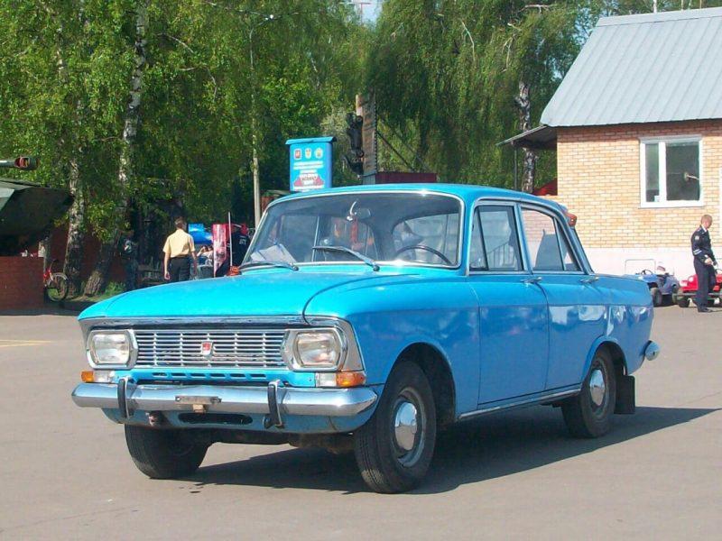 Авто Москвич-408
