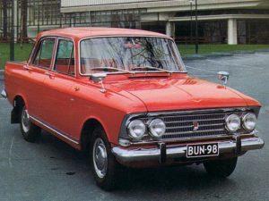 Авто Moskvich-408