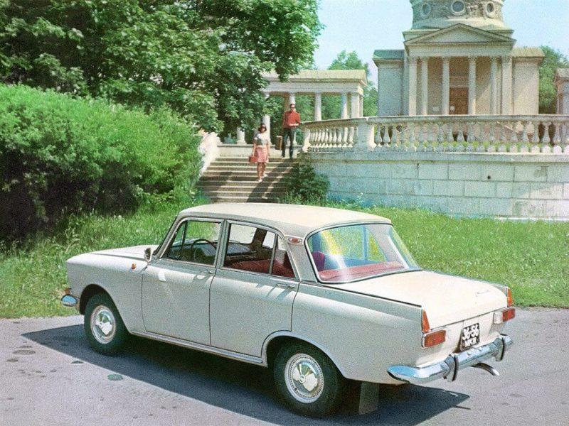 Обновленный кузов Москвич-408