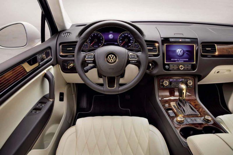 Дооснащение Фольцваген (Volkswagen)