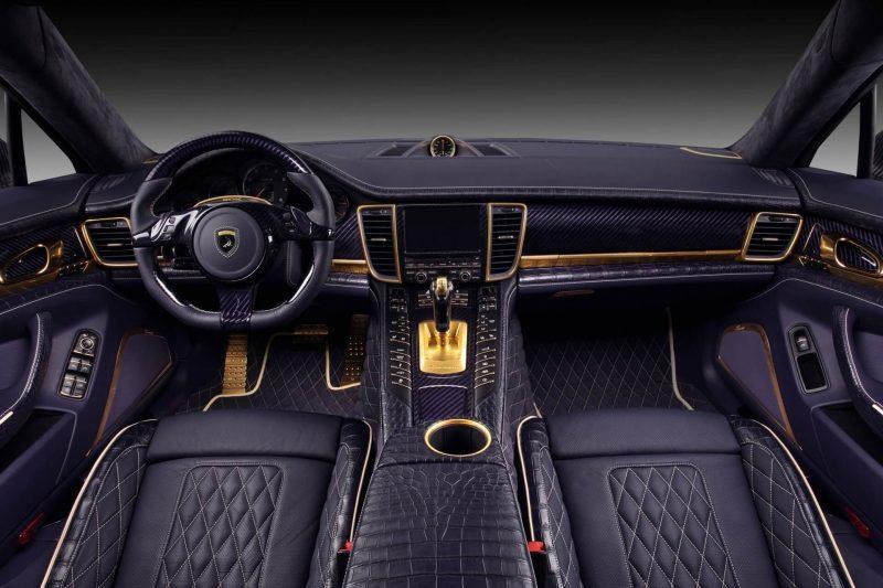 Дооснащение и украшение Porsche