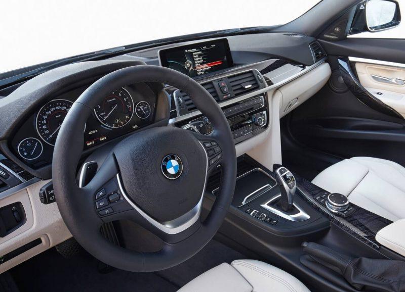 BMW 3 приборная модель