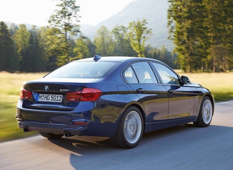Новая BMW 3