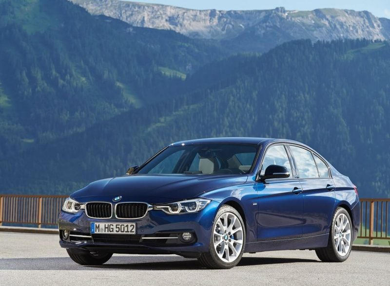 BMW 3-Series фото авто