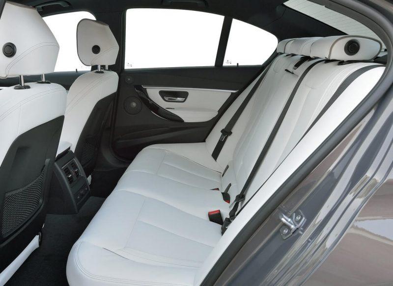 BMW 3 задний диван