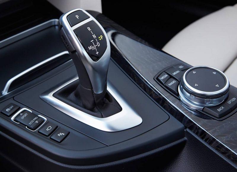 BMW 3 коробка передач