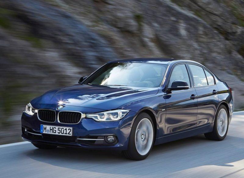 Авто BMW 3