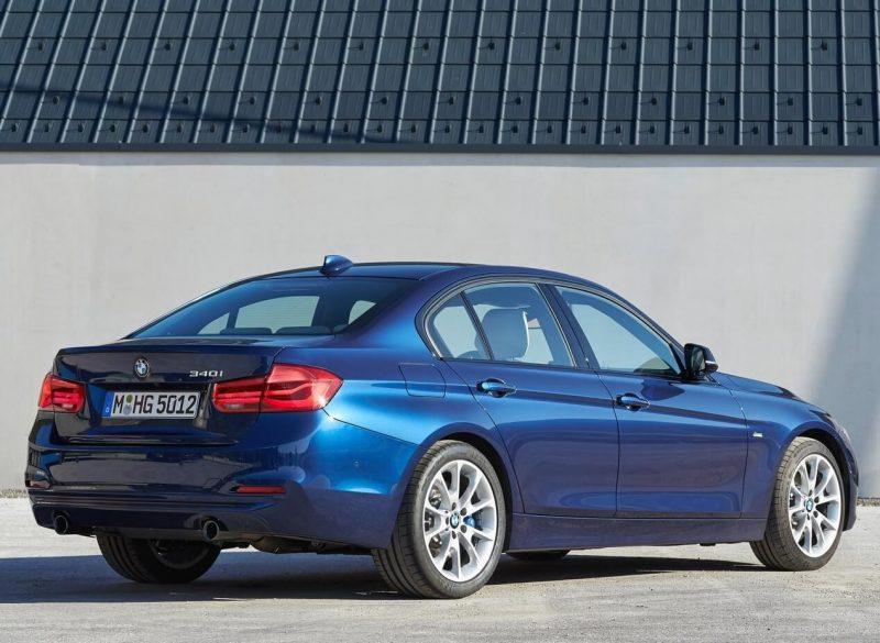 Фото авто BMW 3-Series