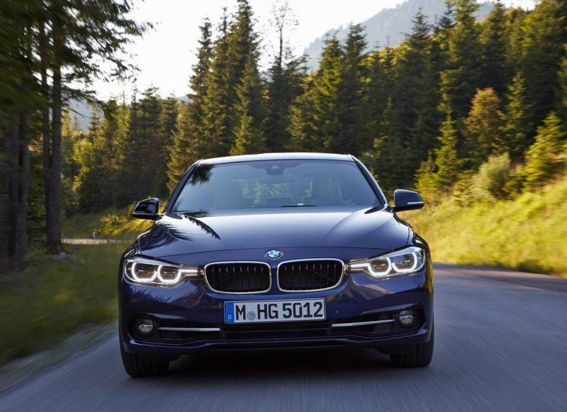 BMW F30 фото авто