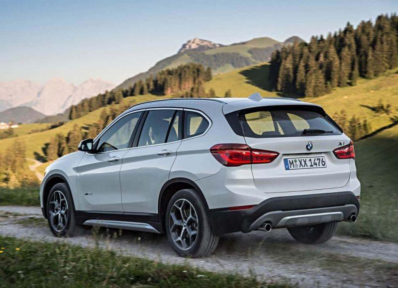 Фото авто BMW X1