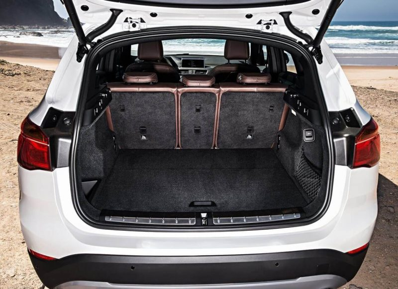 Багажник BMW X1