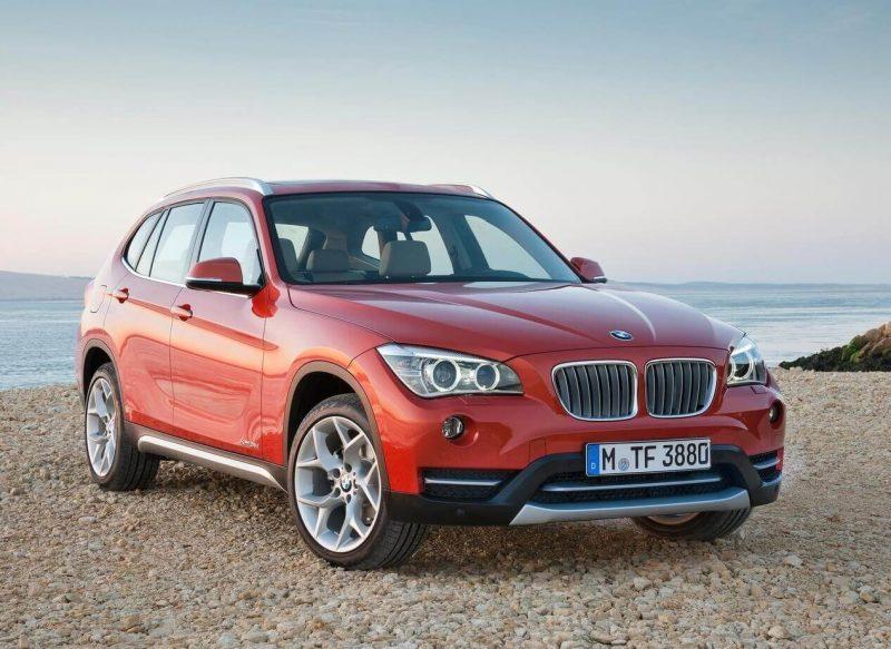 Фото BMW X1 Е84