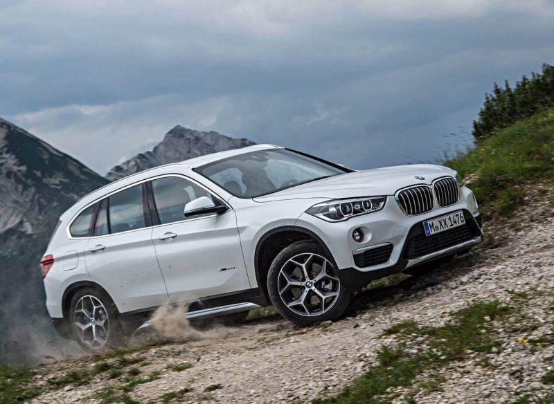 Авто BMW X1