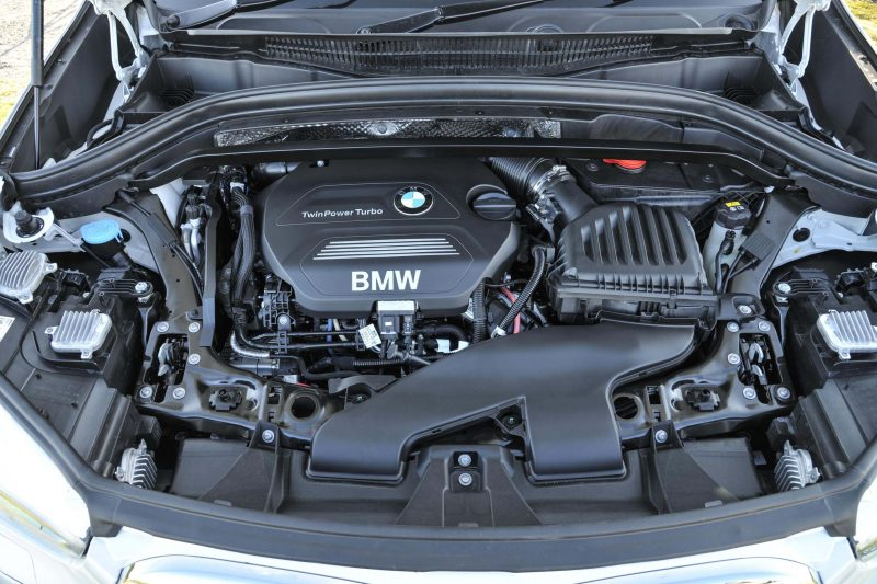 Двигатель BMW X1 xDrive25d
