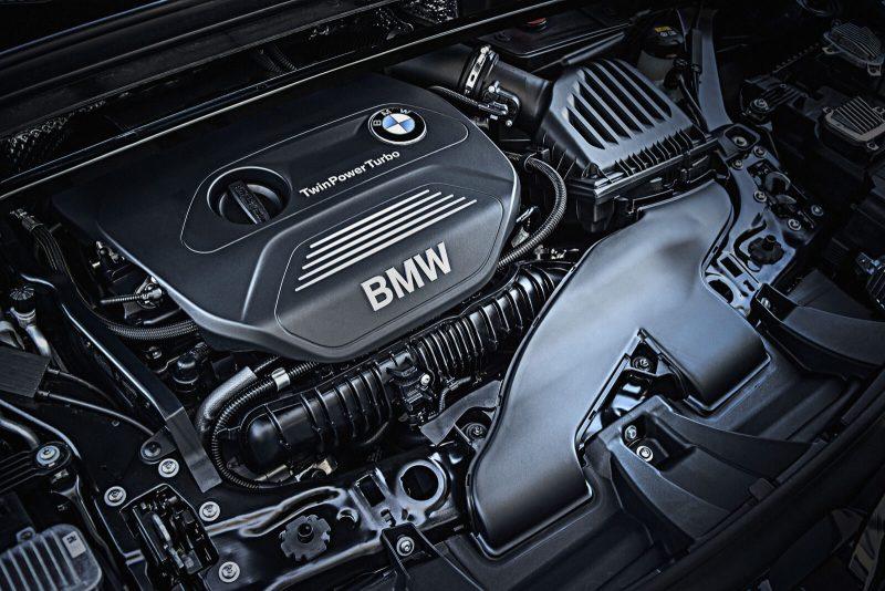 Двигатель BMW X1 xDrive25i