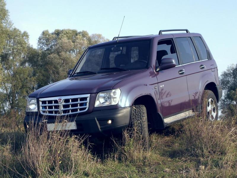 Авто Атаман 2004 года