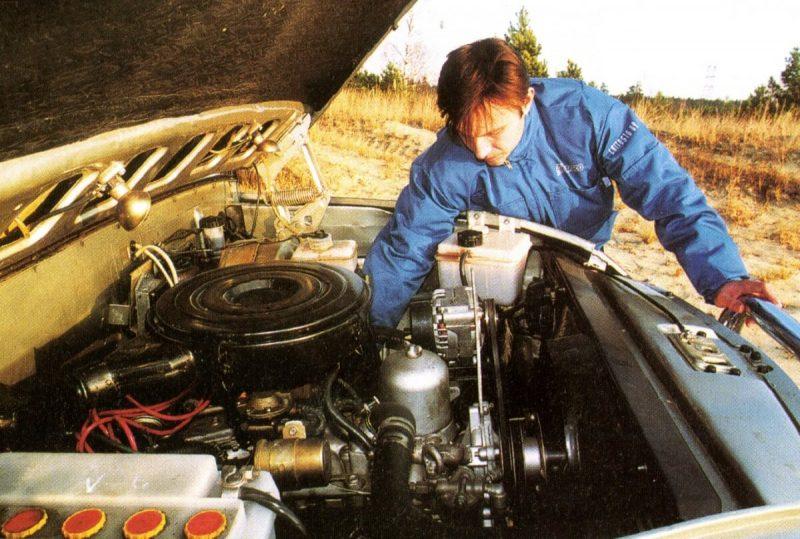 Двигатель ГАЗ-Атаман