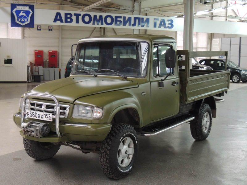 Авто ГАЗ-Атаман