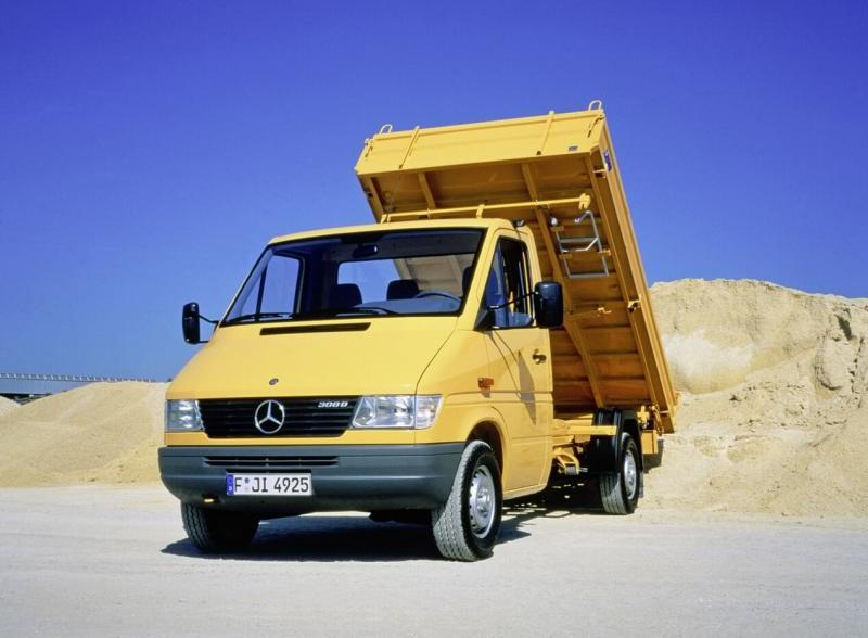 Mercedes-Benz Sprinter фото
