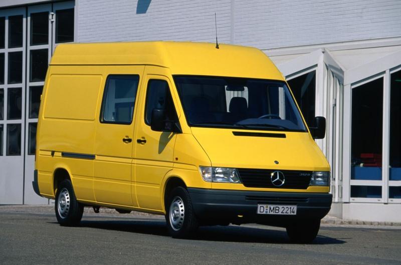 Фото Mercedes-Benz Sprinter