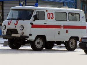 Скорая помощ УАЗ-452