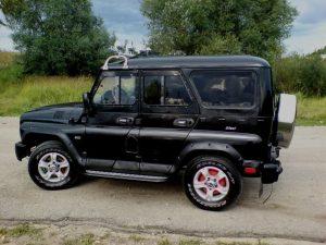Автомобиль UAZ Hunter