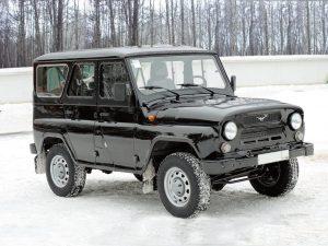 UAZ Hunter 2003 года