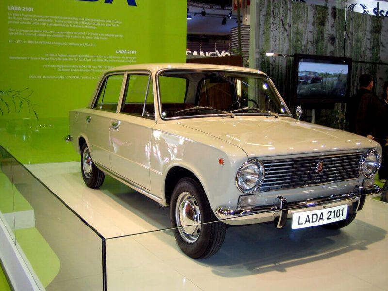 Авто ВАЗ-2101