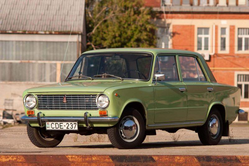 Фото авто ВАЗ-2101
