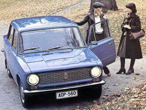 Автомобиль Лада-2101