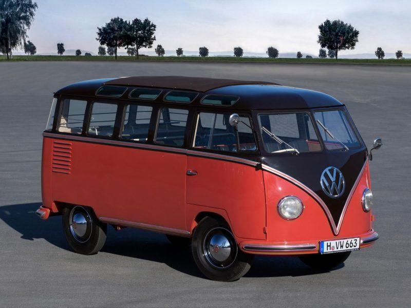 Volkswagen Transporter Т1 фото