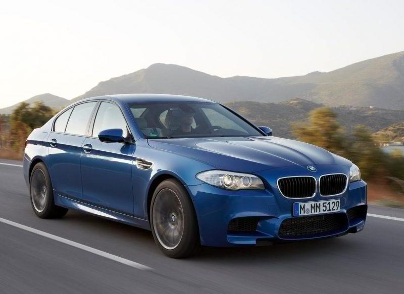Авто BMW M5 (F10)