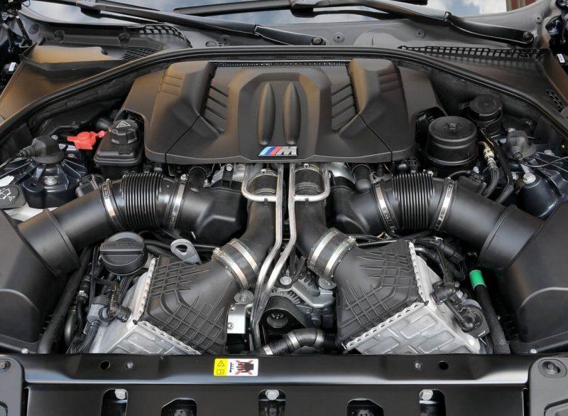 Двигатель M5 (F10)