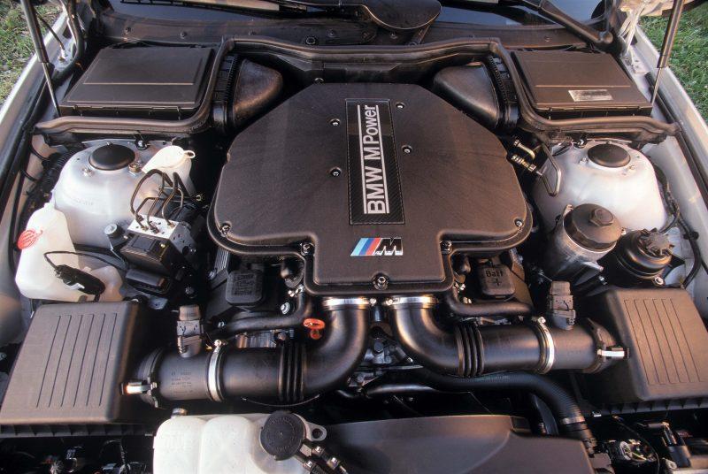 Двигатель М5 (Е39)