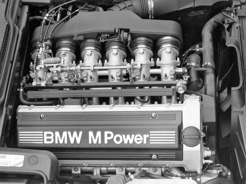 Двигатель М5 Е34